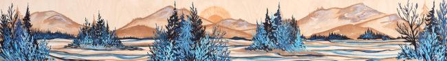 April Lacheur Art - Wild Wonder 1 - 6x48